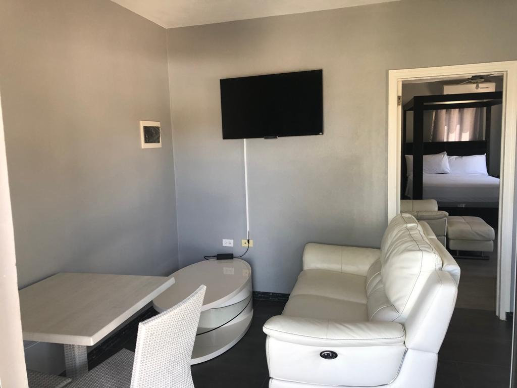 Cozy apartment for rent in Point Blanche, St. Maarten.